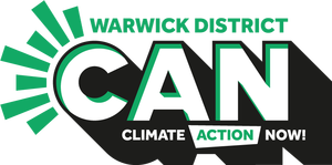 Climate Action Now – Warwick District logo