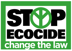 Stop ECOCIDE logo